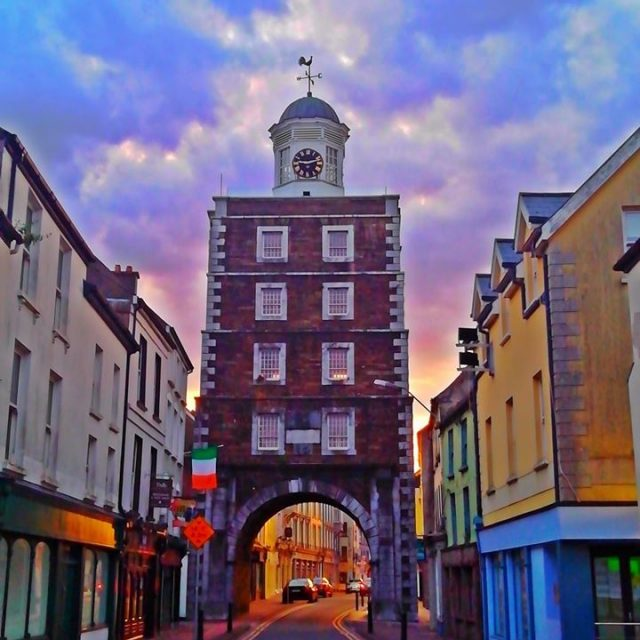 YOUGHAL CHAMBERS SUBMISSION RE. TOWN DEVELOPMENT FUND.