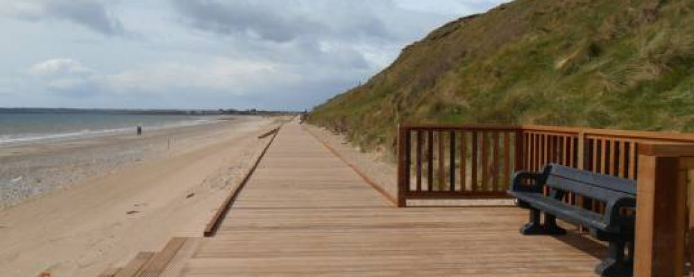 Youghal Boardwalk Extension